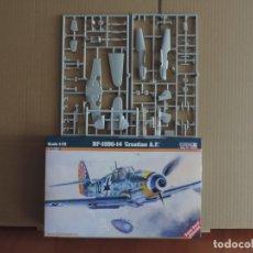 Maquetas: MAQUETA - MISTERCRAFT C-151 BF-109G-14 CROATIAN A.F. 1/72. Lote 209018721