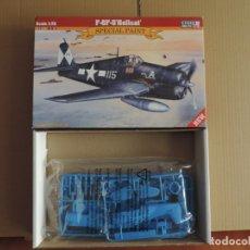 Maquetas: MAQUETA - MISTERCRAFT D-262 F-6F-5 HELLCAT 1/72. Lote 177570047