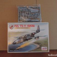 Maquetas: MAQUETA - AEROPLAST A-325 PZL TS-11 ISKRA 1/72. Lote 288485143