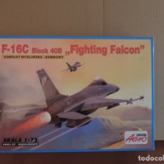 Maquetas: MAQUETA - AEROPLAST A-288 F-16C BLOCK 40 FIGHTING FALCON 1/72. Lote 184713163