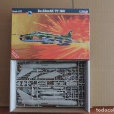 Maquetas: MAQUETA - MISTERCRAFT D-12 SU-22M4R 77 JBG 1/72. Lote 129094531