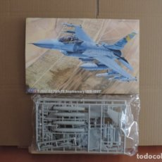 Maquetas: MAQUETA - MISTERCRAFT D-106 F-16CJ-50 79TH ANNIV. 1918-97 1/72. Lote 214248586