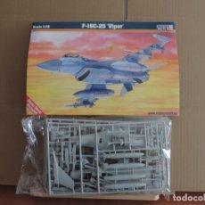Maquetas: MAQUETA - MISTERCRAFT D-64 F-16C-25 VIPER 1/72. Lote 205531365