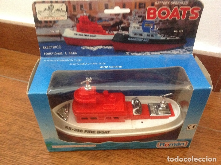BARCO BOTE ROMAN (Juguetes - Modelismo y Radiocontrol - Maquetas - Barcos)