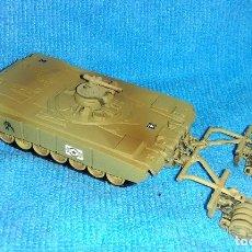 Maquetas: LOTE MAQUETA NUEVA - CARRO DE COMBATE / BLINDADO / TANKE M1 PHANTER II ANTIMINAS - US ARMY ESC 1/72. Lote 177735829