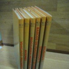 Maquetas: TECNICAS DE MODELISMO Y DIORAMAS - 6 TOMOS EDICIONES GENESIS. Lote 177766597
