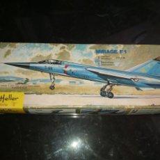 Maquetas: HELLER 1/72 MIRAGE F.1. Lote 177772822