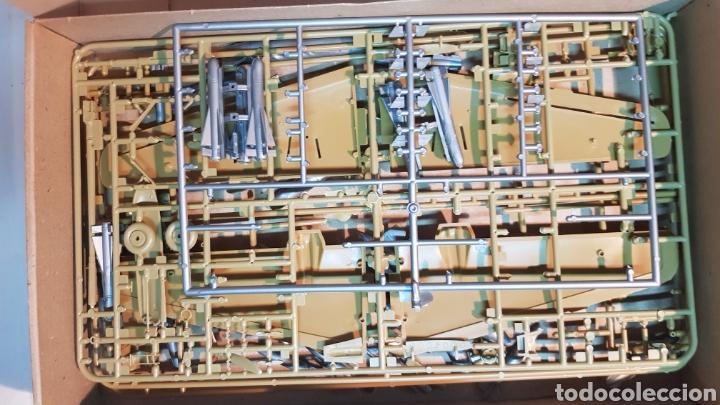 Maquetas: Maqueta avión HENSCHEL HS-129 escala 1/48 de ESCI, sin destroquelar - Foto 3 - 177806864