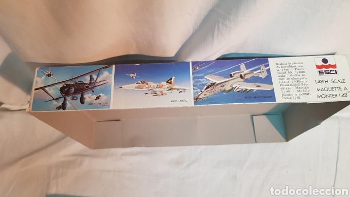 Maquetas: Maqueta avión HENSCHEL HS-129 escala 1/48 de ESCI, sin destroquelar - Foto 6 - 177806864