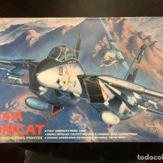 Maquetas: MAQUETA AVIÓN F-14A TOMCAT 1:72 ¡NUEVA! ACADEMY 1999. Lote 177821404