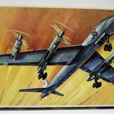 Maquetas: MAQUETA VEB PLASTICART TUPOLEV TU-20 ESCALA 1/100. Lote 177821910