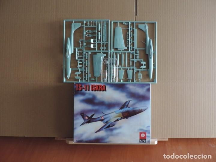 ZTS PLASTYK S106 1//72 TS-11 Iskra