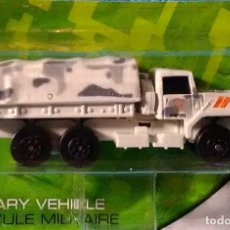 Maquetas: LOTE CAMION DE METAL MILITAR - MILITARY TRUCK - US ARMY - SCL. 1/64. Lote 178085835