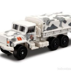 Maquetas: LOTE CAMION DE METAL MILITAR - MILITARY TRUCK - US ARMY - SCL. 1/64. Lote 178085889