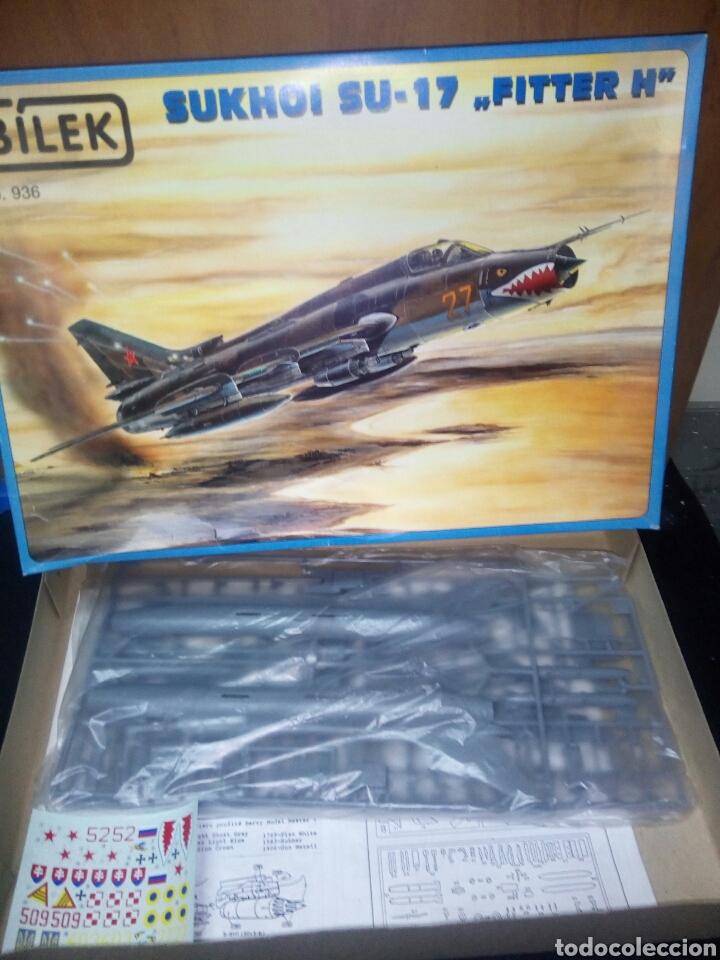 BILEK 1/72 SUKHOI SU 17 FITTER H (Juguetes - Modelismo y Radio Control - Maquetas - Aviones y Helicópteros)