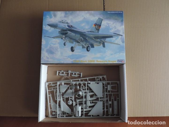 MAQUETA - MISTERCRAFT D-67 F-16C-30 RAMSTAIN DRAGON 1/72 (Juguetes - Modelismo y Radio Control - Maquetas - Aviones y Helicópteros)