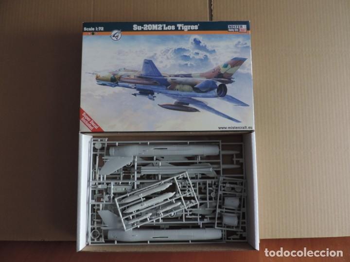 MAQUETA - MISTERCRAFT D-46 SU-20M2 LOS TIGRES 1/72 (Juguetes - Modelismo y Radio Control - Maquetas - Aviones y Helicópteros)