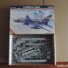 Maquetas: MAQUETA - MISTERCRAFT D-46 SU-20M2 LOS TIGRES 1/72. Lote 178141373