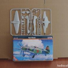 Maquetas: MAQUETA - MISTERCRAFT B-20 YAK-1 EARLY 1/72 + 6 ZTS 1/72. Lote 178143300
