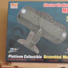 Maquetas: MAQUETA - EASY MODEL EM39321 GLOSTER GLADIATOR MK1 1/48 (DIECAST). Lote 178211303