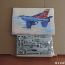 Maquetas: MAQUETA - MISTERCRAFT D-74 F-16C-30 WISCONSIN ANG 1/72. Lote 178211763