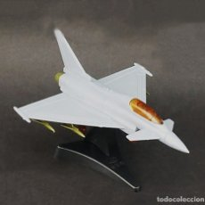 Maquetas: LOTE MAQUETA DE AVION - EURO FIGHTER 2000 - SCL 1/140 - LONG. 12,5 CM. Lote 178239456