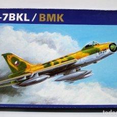 Maquetas: MAQUETA OED SUKHOI SU-7 BKL/BMK ESCALA 1/48. Lote 178269773