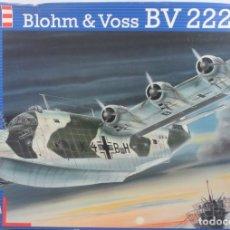 Maquetas: MAQUETA AVIÓN BLOHM & VOSS BV 222 V-2, REF. 04383, 1/72, REVELL. Lote 178350723