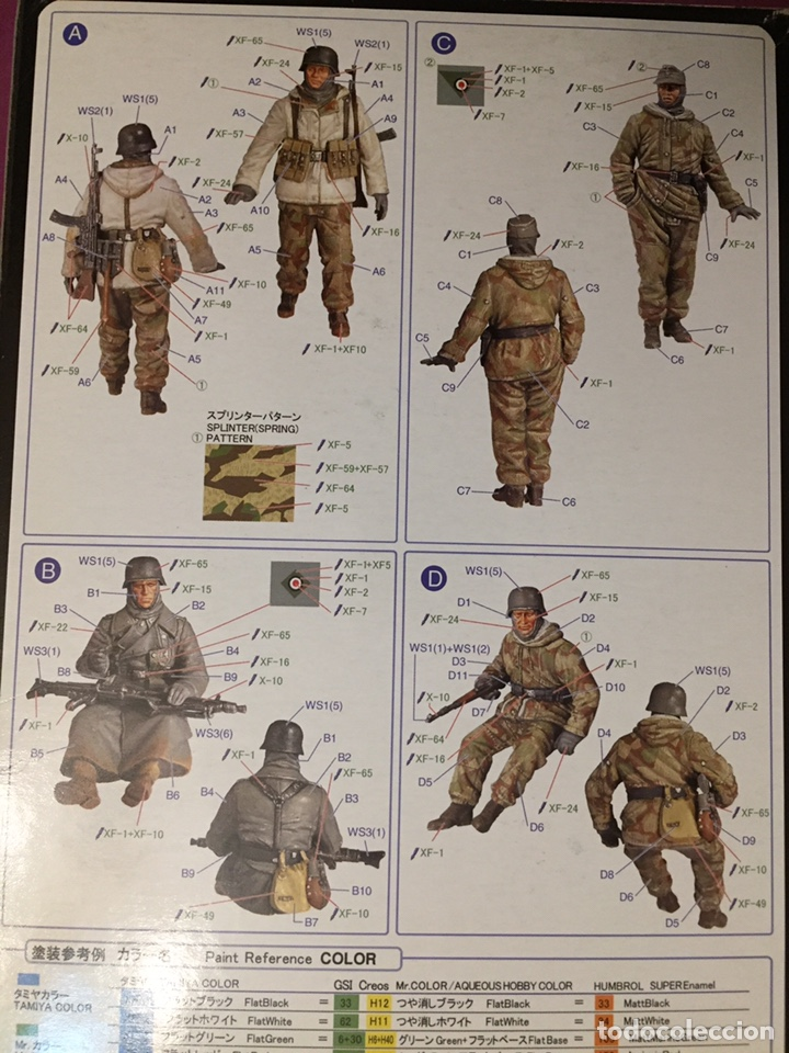 Maquetas: Germán Panzer Grenadiers Vol.2 1:35 TRISTAR 005 maqueta figuras carro diorama tanque - Foto 2 - 178445333