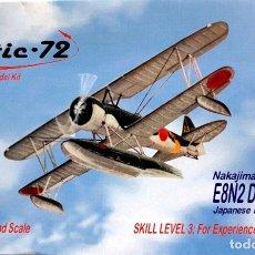Maquetas: NAKAJIMA E8N2 'DAVE' 1/72 XOTIC 72. Lote 178577897