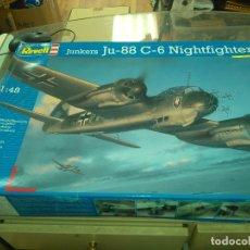 Maquetas: REVELL 04542 · JUNKERS JU-88 C-6 NIGHTFIGHTER -- 1:48 -- NUEVO. Lote 178678428