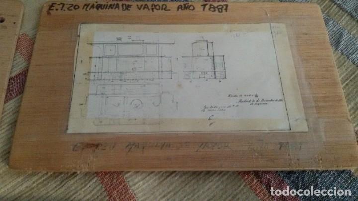 Maquetas: Maqueta tranvía. Todo madera. Pieza única. Artesanal. Realizada por modelista de fundición de CAF. - Foto 21 - 178808170