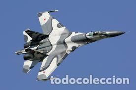 Maquetas: SUKHOI SU-27 Flanker 1:72 ITALERI 187 maqueta avión - Foto 4 - 178810460