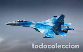 Maquetas: SUKHOI SU-27 Flanker 1:72 ITALERI 187 maqueta avión - Foto 5 - 178810460