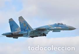Maquetas: SUKHOI SU-27 Flanker 1:72 ITALERI 187 maqueta avión - Foto 6 - 178810460