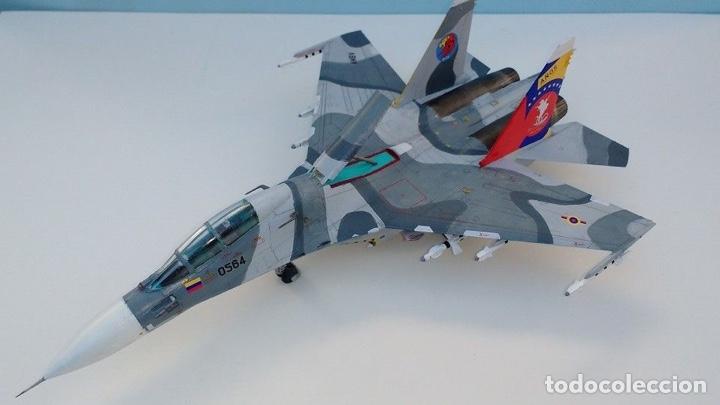 Maquetas: SUKHOI SU-27 Flanker 1:72 ITALERI 187 maqueta avión - Foto 14 - 178810460