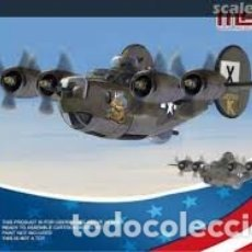 Maquetas: MENG - U.S B-24 HEVY BOMBER IN PLANE 006. Lote 178827637