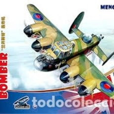 Maquetas: MENG - LANCASTER BOMBER IN PLANE 002. Lote 178827663
