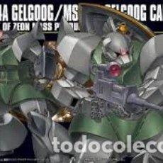 Maquetas: BANDAI - MS-14A GELGOOG/MS-14C GELGOOG CANNON 1/144 148995. Lote 178828822