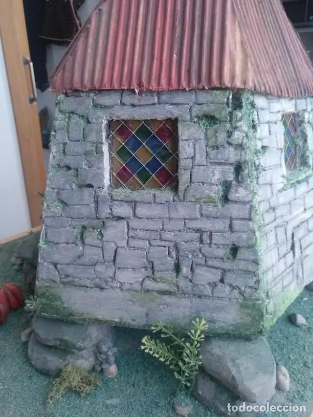 Maquetas: Casa Hagrid - Harry Potter 60x 52 cm - Foto 2 - 178856825