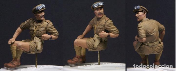 Maquetas: British Jeep Crew conductores 1:35 MINIART 35051 maqueta figuras carro diorama - Foto 7 - 178932450
