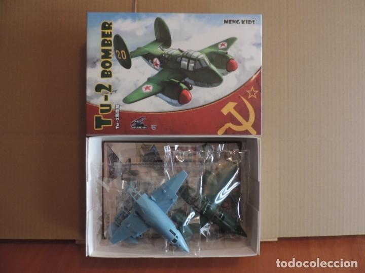 MAQUETA - MENG KIDS MP-004 TU-2 BOMBER (Juguetes - Modelismo y Radio Control - Maquetas - Aviones y Helicópteros)