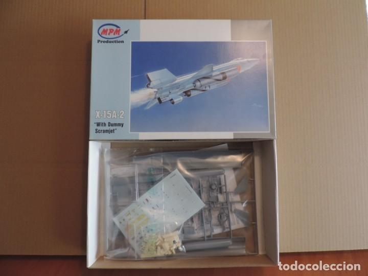 MAQUETA - MPM 72562 X-15A-2 'WITH DUMMY SCRAMJET' 1/72 (Juguetes - Modelismo y Radio Control - Maquetas - Aviones y Helicópteros)