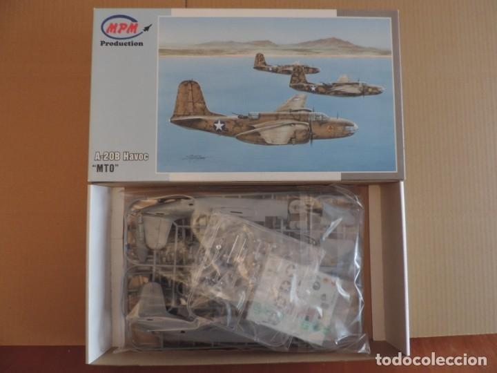 MAQUETA - MPM 72557 A-20B HAVOC MTO 1/72 (Juguetes - Modelismo y Radio Control - Maquetas - Aviones y Helicópteros)