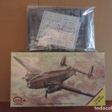 Maquetas: MAQUETA - MPM 72518 HUDSON MK.I/II PATROL BOMBER 1/72. Lote 178953535