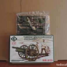 Maquetas: MAQUETA - UMT 623 RUSSIAN TREKHDYUJMOVKA 3INCH GUN MODEL 1902 1/35. Lote 178955162