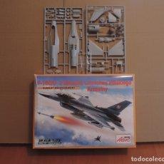 Maquetas: MAQUETA - AEROPLAST A-295 F-16C/D 1/72. Lote 179018618