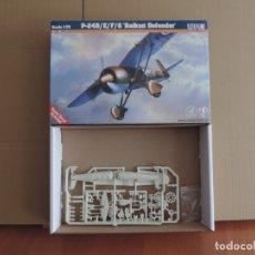 Maquetas: MAQUETA - MISTERCRAFT D-225 PZL P-24B/E/F/G BALKAN DEFENDER 1/72 + 6 ZTS 1/72. Lote 179019471