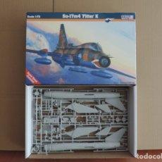 Maquetas: MAQUETA - MISTERCRAFT D-16 SU-17M4 FITTER K 1/72. Lote 179019496