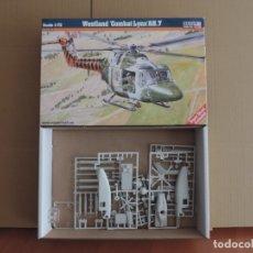 Maquetas: MAQUETA - MISTERCRAFT D-31 WESTLAND COMBAT LYNX AH1 1/72. Lote 179019736